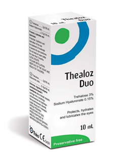 Thea Thealoz Duo Eye Drops